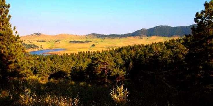Foothills of Loveland & Berthoud