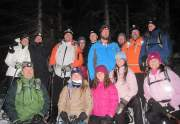 Full Moon Snowshoe Hike