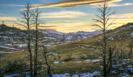 #mountainproperties #land #gorgeousviews #sunsetview #mountainview