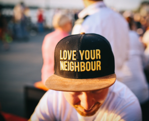 Love Thy Neighbor Hat