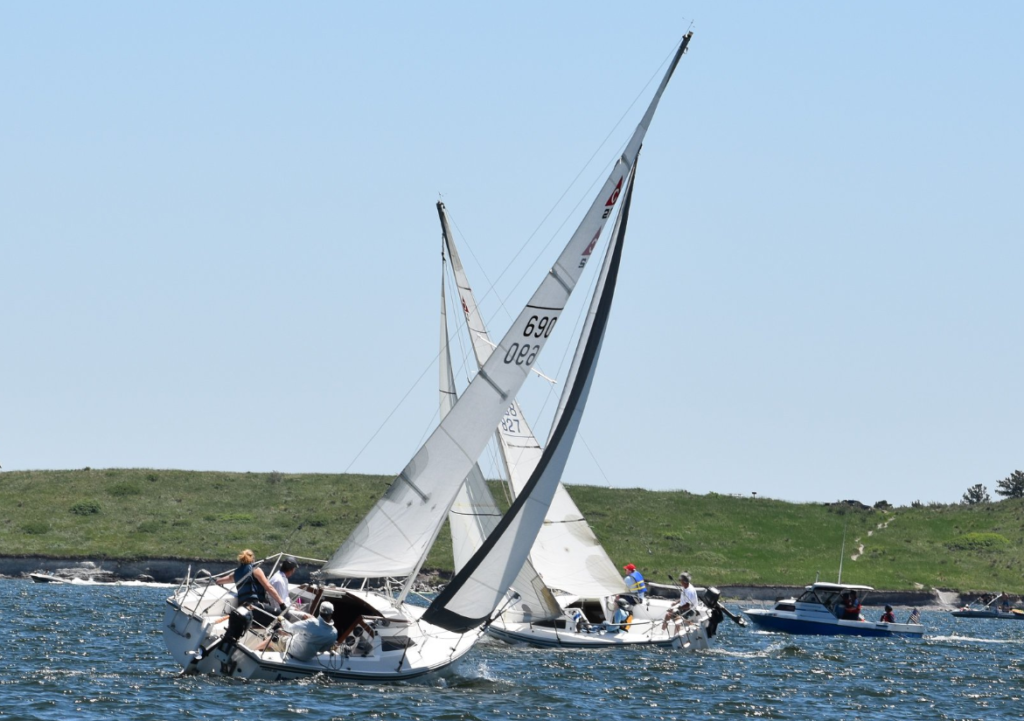 NOCO Best Rivers Lakes and Trails includes Sail Boat Racing
