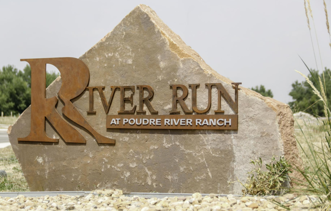 River Run is a Subdivision of Greeley, Colorado