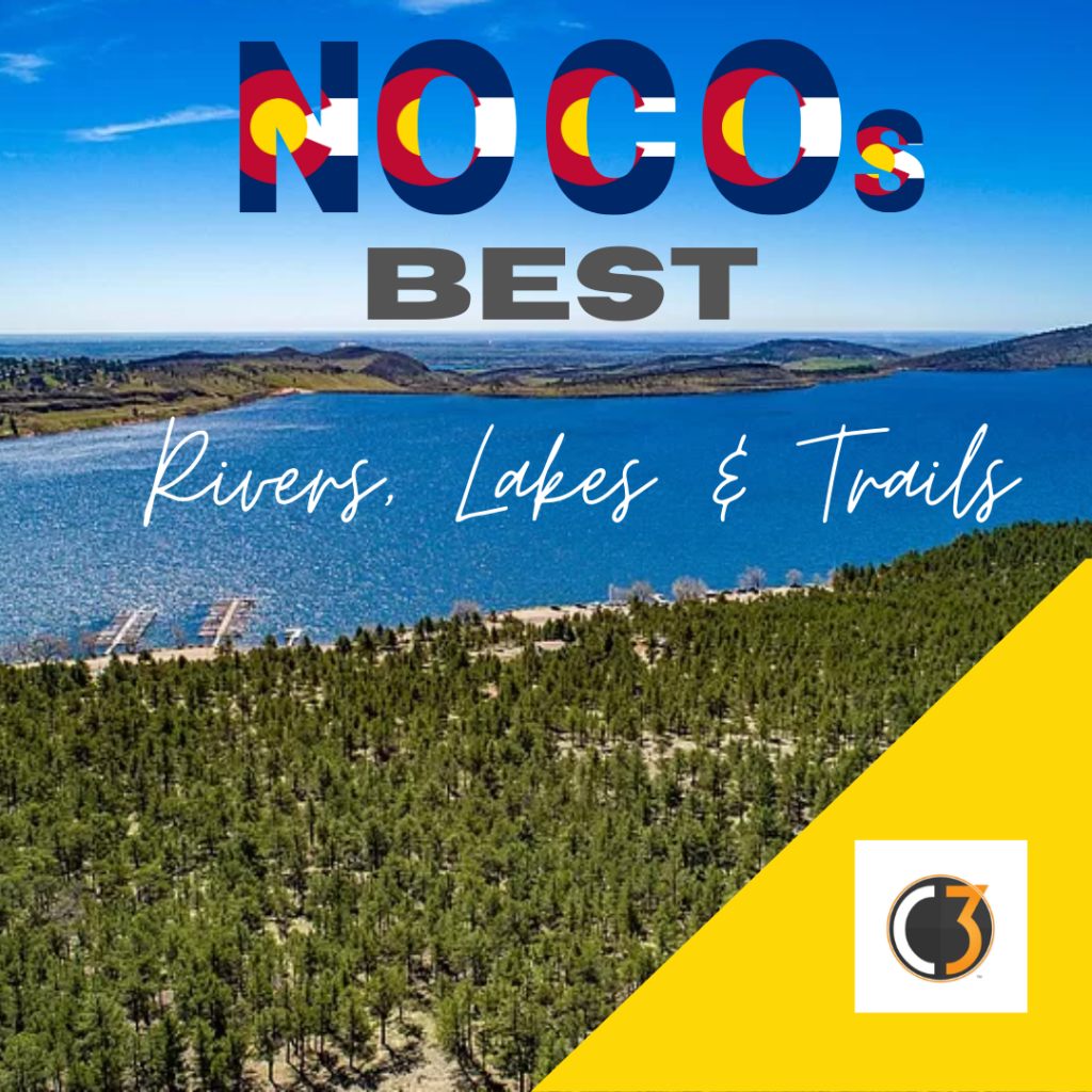 NOCO's Best Rivers, Lakes and Trails