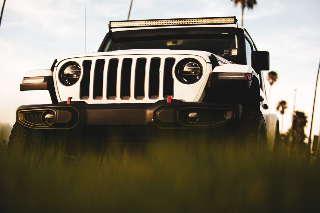 Jeep Trails in NOCO