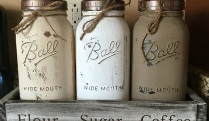Mason Jar Gift Sets for Home Buyers
