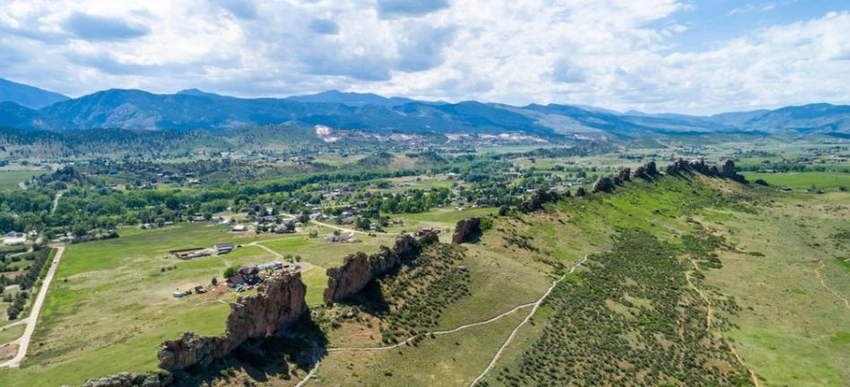 Devils Backbone Loveland Colorado