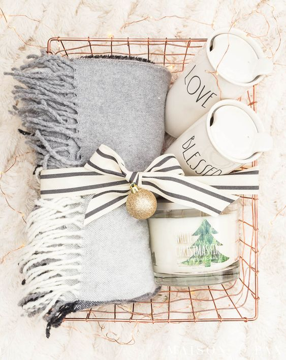 Gift Baskets for New Homeowners