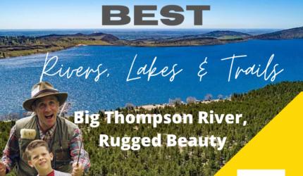 Big Thompson River Northern Colorado