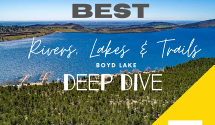 Boyd Lake is One of NOCO's Best