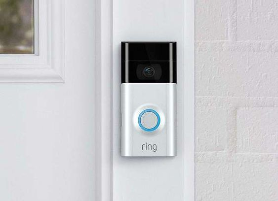 The Ring Doorbell Home Security System is an excellent choice to gift.