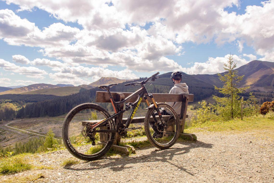 Mountain Biking in Loveland Colorado