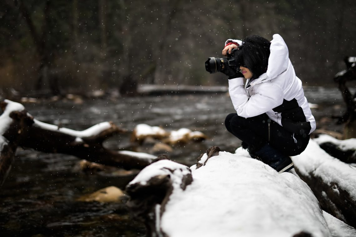 Photography is a Must at Big Thompson River