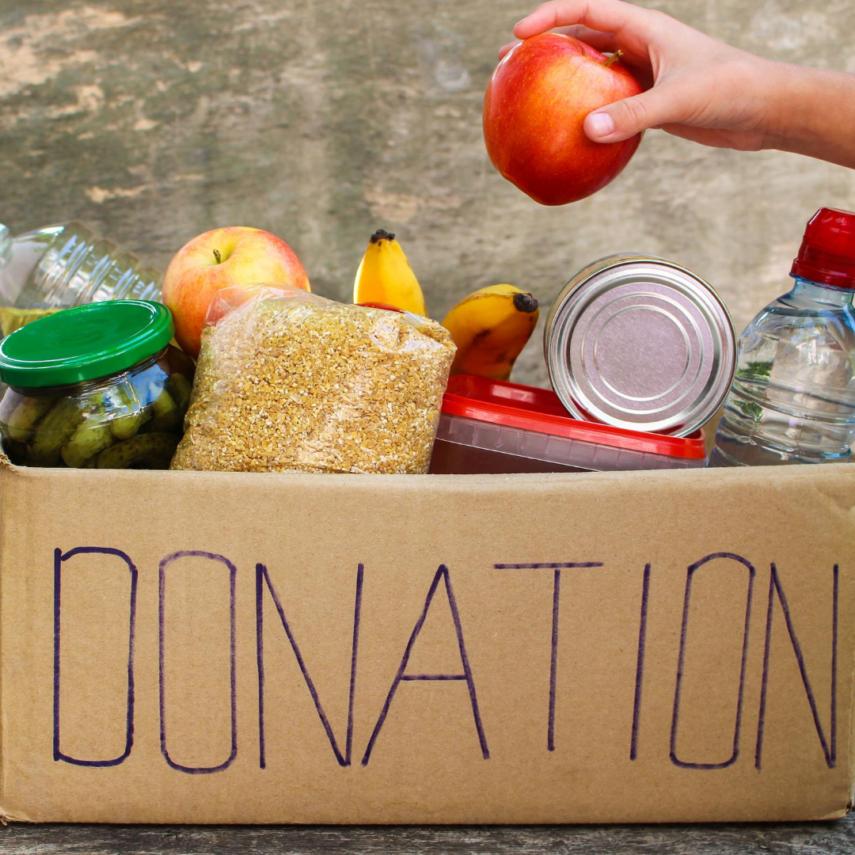 Donate Your Non-Perishable Goods