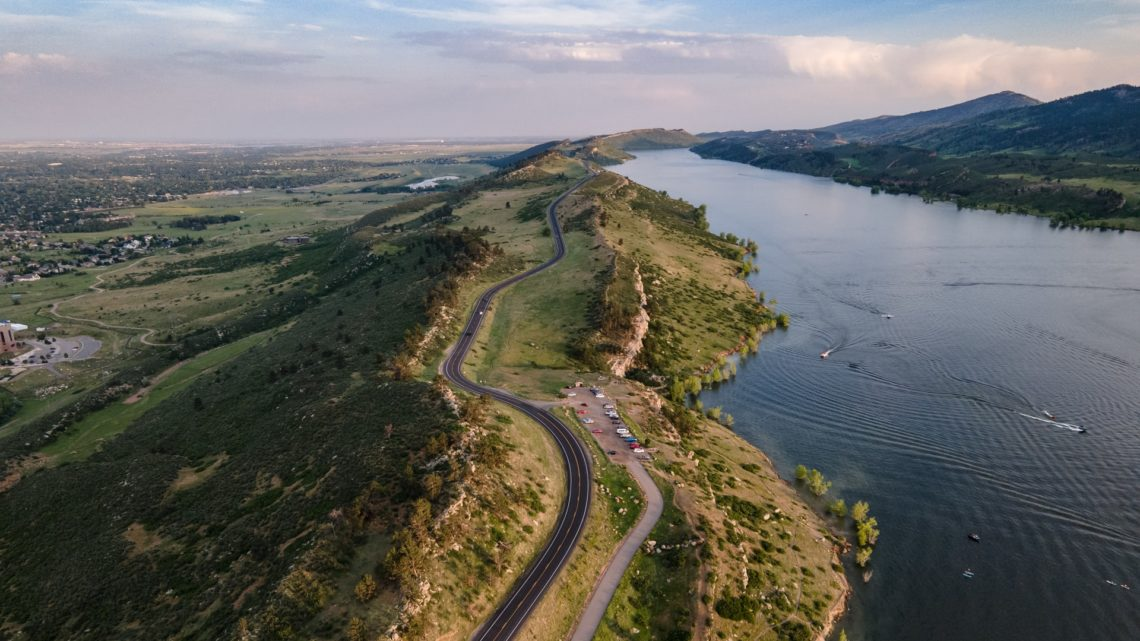 Horsetooth Reservoir is a NOCO Best Lake for Summer