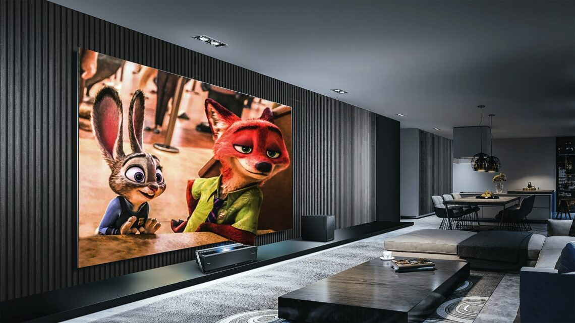 Home Movie Theater is Just Another Perk at the Estates in Fort Collins