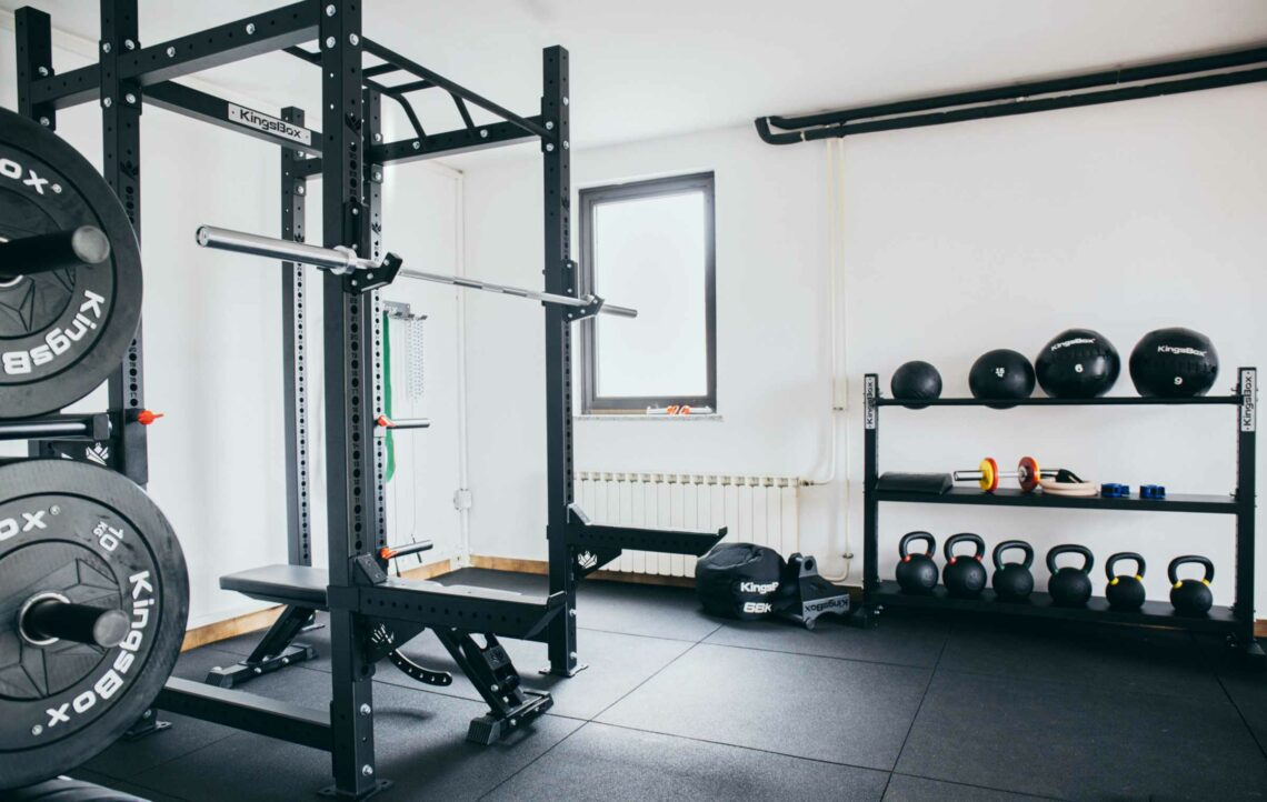The Home Gym is Trending for a Long Time