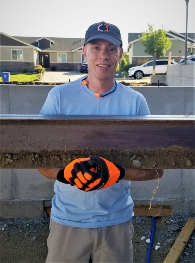 Realtor John Feeney is Helping with a Loveland Habitat for Humanity Project