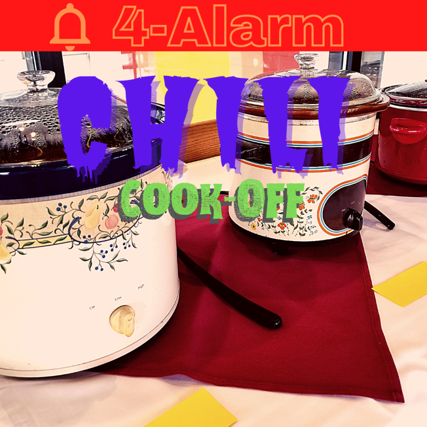 Organize a Chili Cook-Off for Your Community