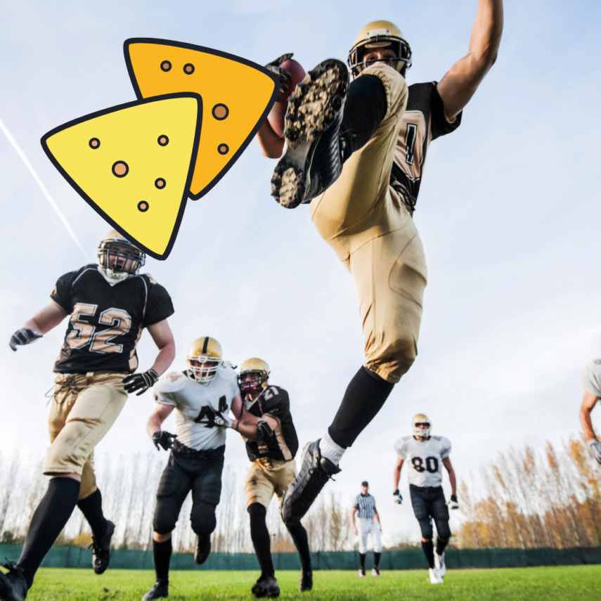 Host a College Football Party to Kick Off the Holiday Season