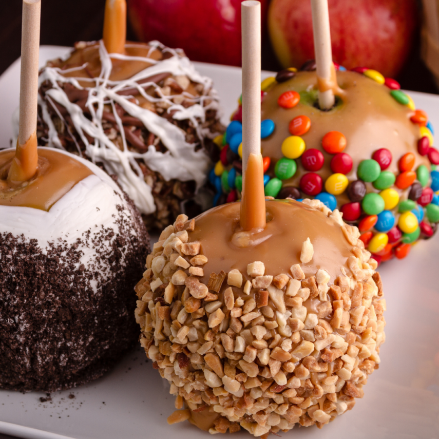 Get the Family Together for Caramel Apple Night