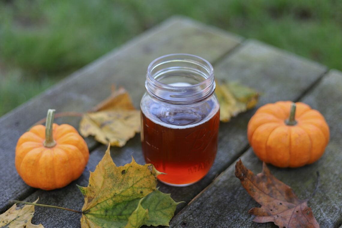 Pumpkin Beer is a Holiday Tradition