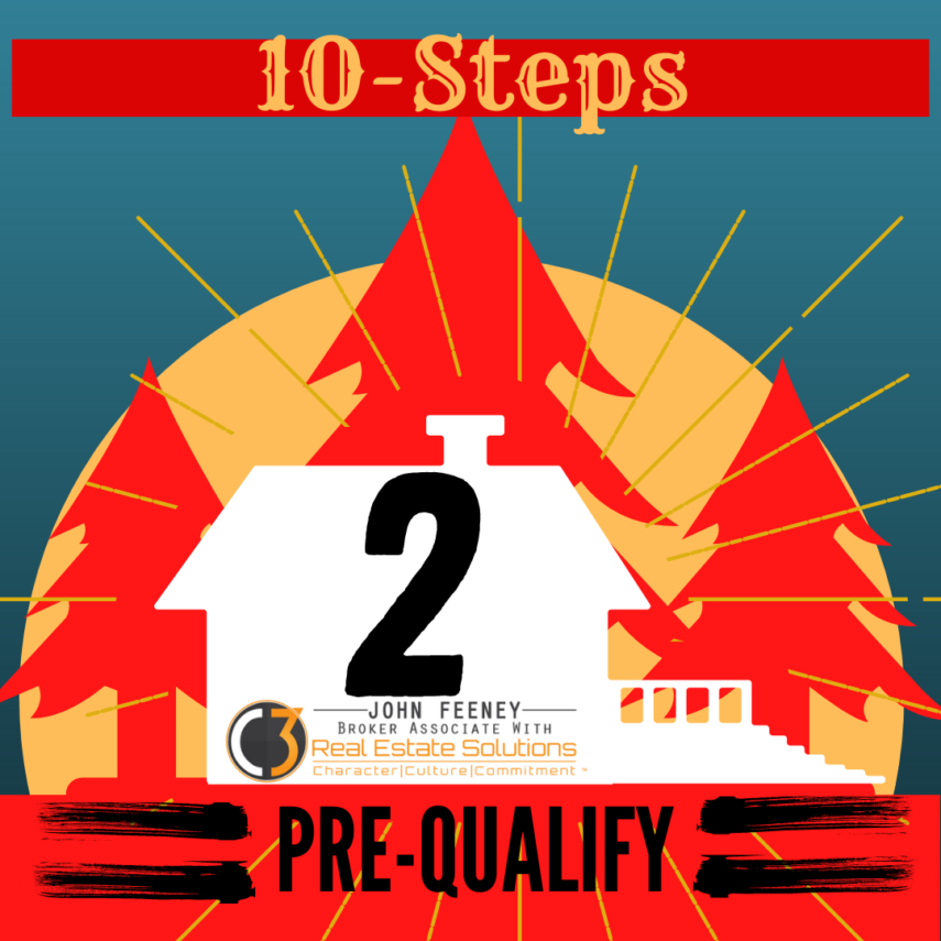 10-steps to Pre Qualify for a Home Loan