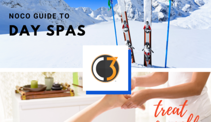 After a day of Skiing You Need a Day Spa