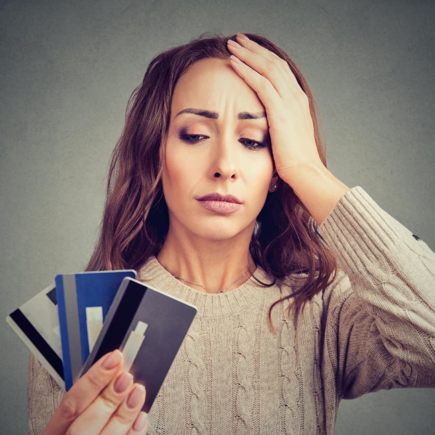 Credit Card Debt is Something Big