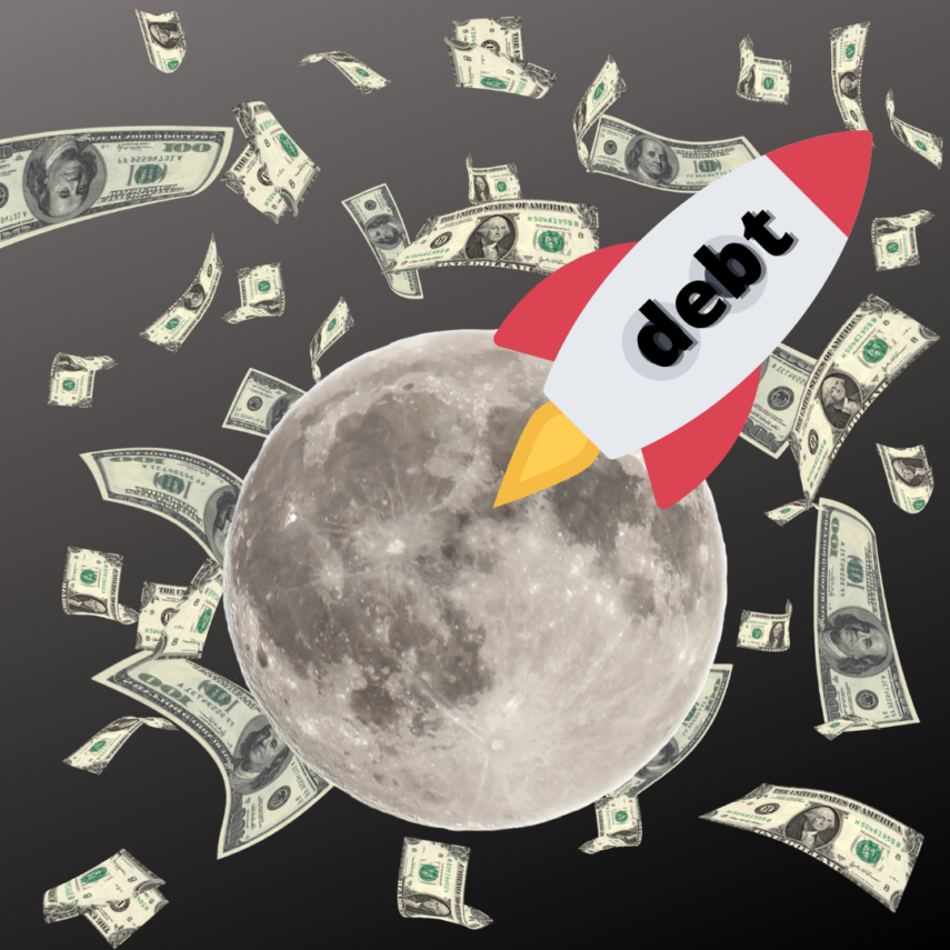 Is Your Debt Out of this World?
