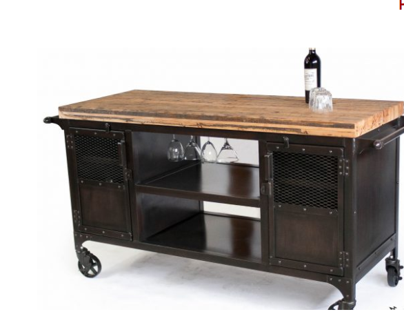Real Industrial Edge Furniture in Loveland, Colorado