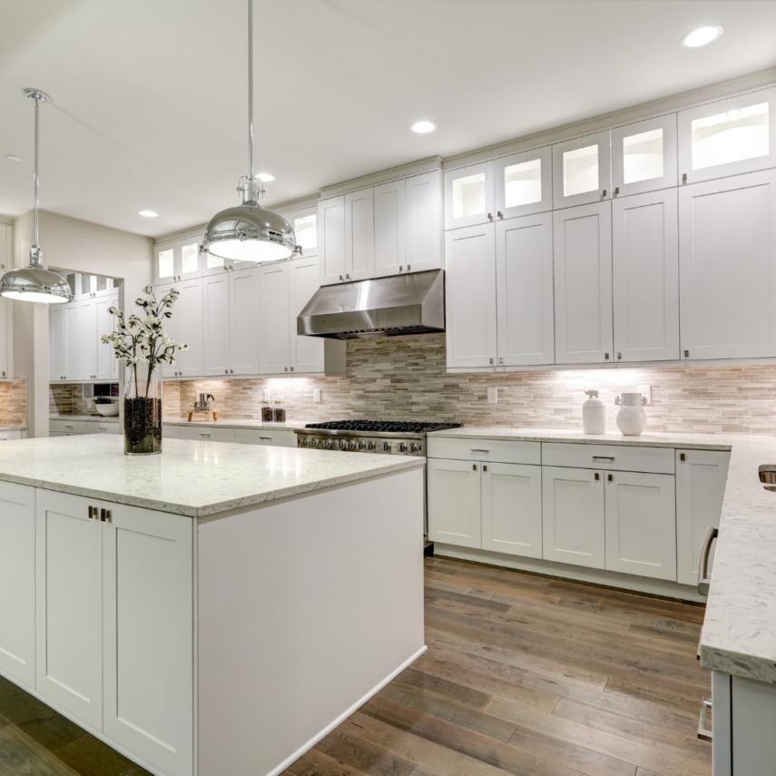 Gourmet Kitchen Spaces