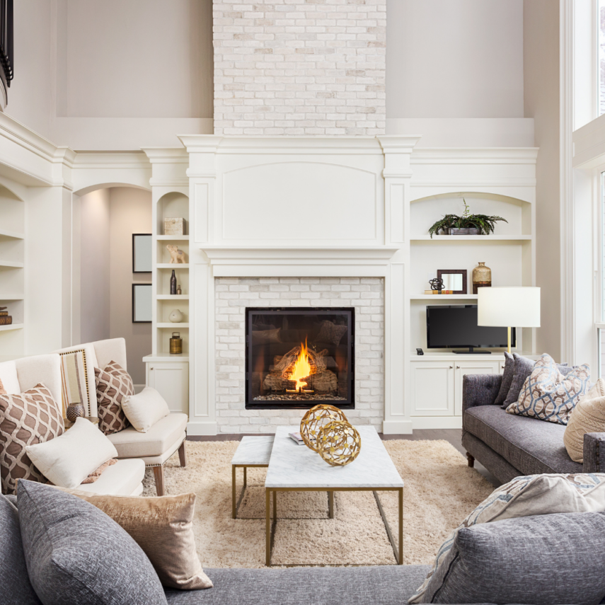 Fireplace Mantels and Hearths Make Great Christmas Gifts