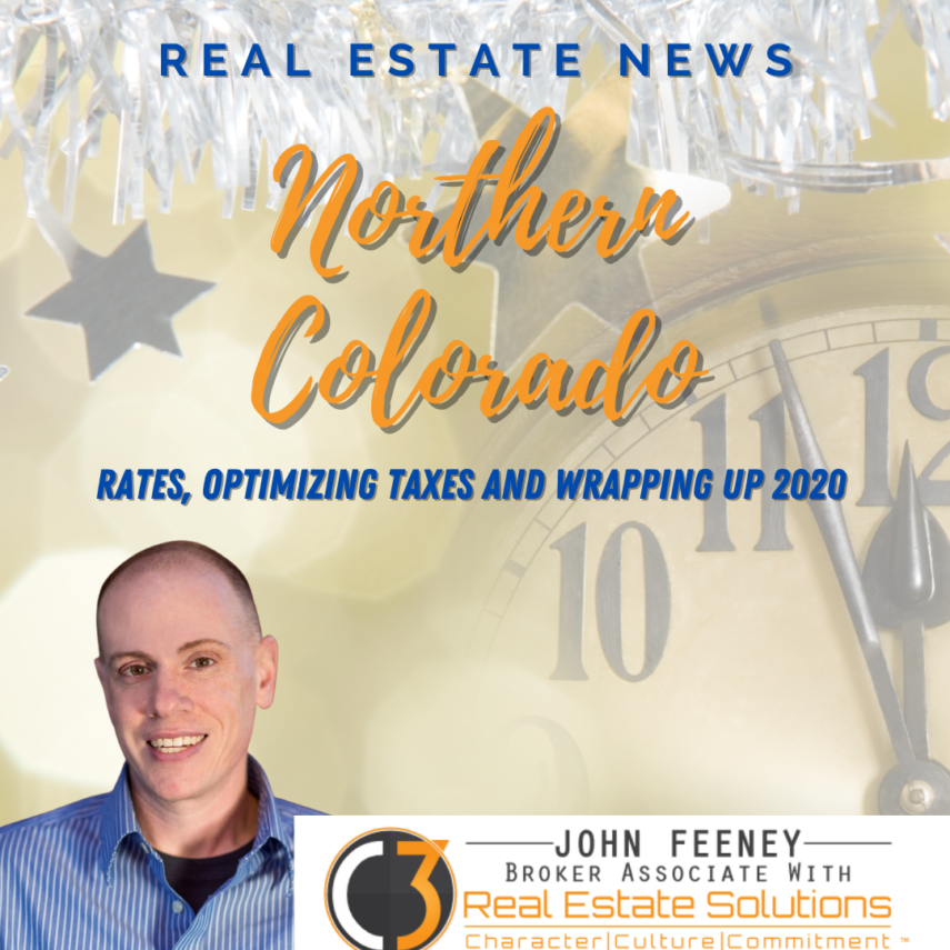 Real Estate News for Northern Colorado