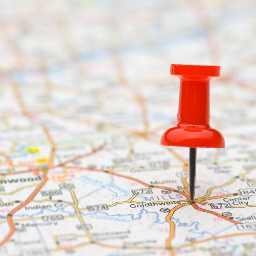 Maps and GPS Systems Might Not Work without City and Street Names