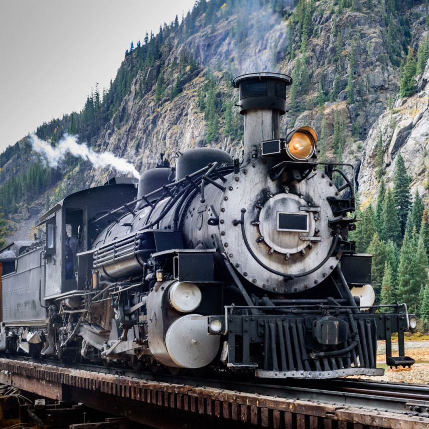 The Railroad in Colorado Had a Lot to Do With City Names