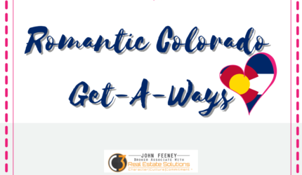Romantic Get Away in Colorado