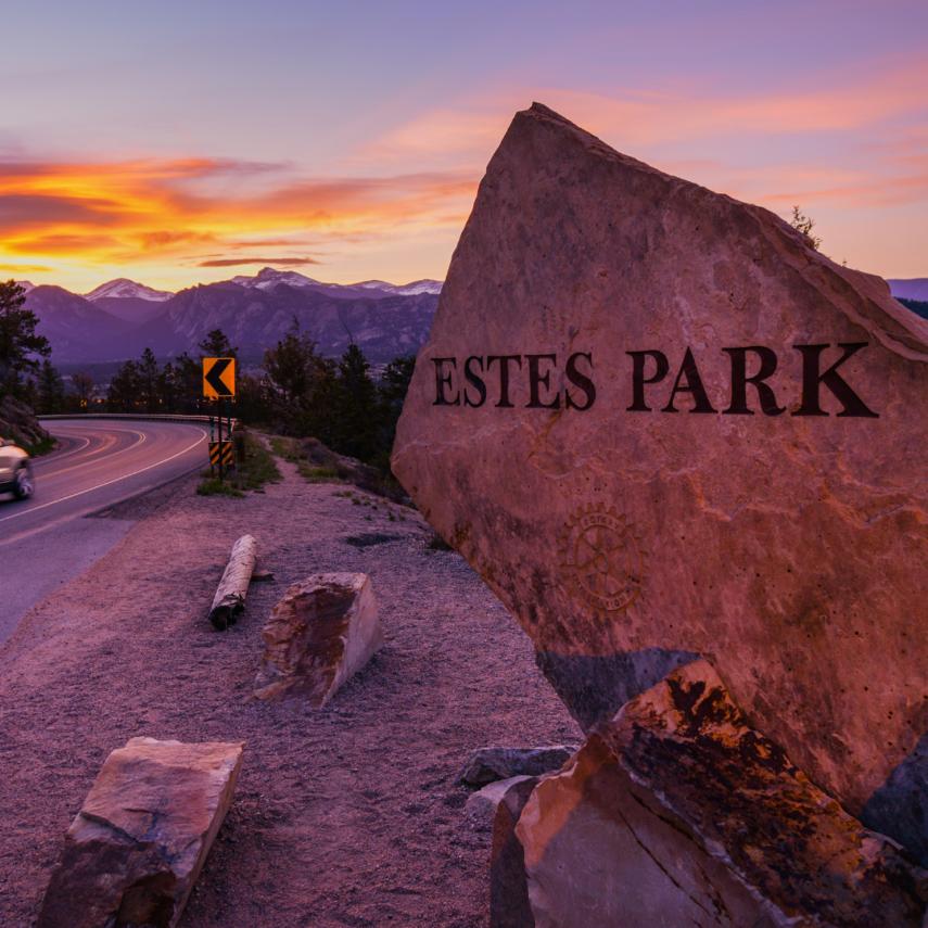 Estes Park is a Romantic Northern Colorado Destination