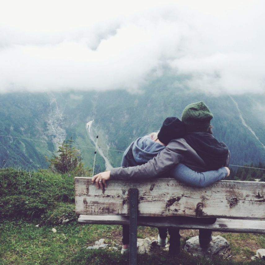 The Mountains are a Romantic Place for Couples in Colorado