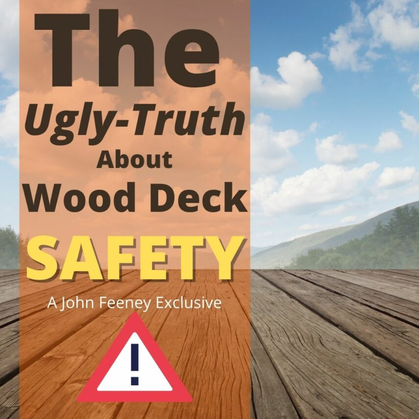 Wood Deck and Safety for Northern Colorado