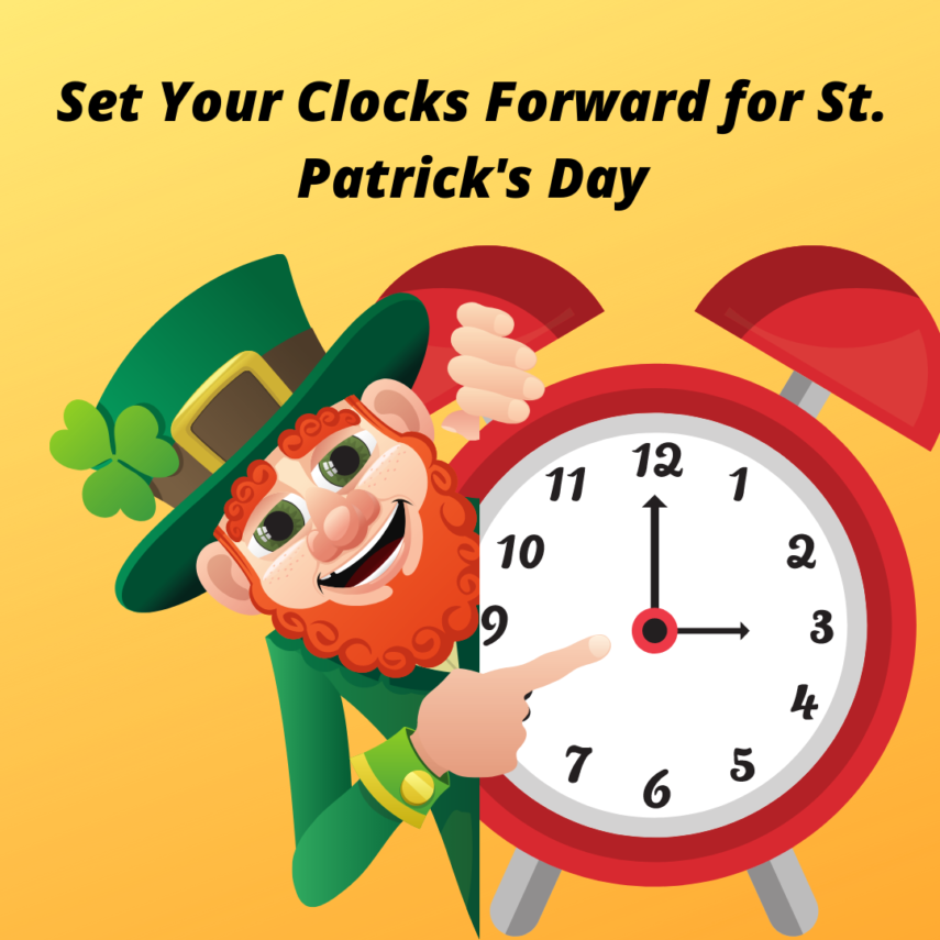 St. Patrick's Day Event and Activity