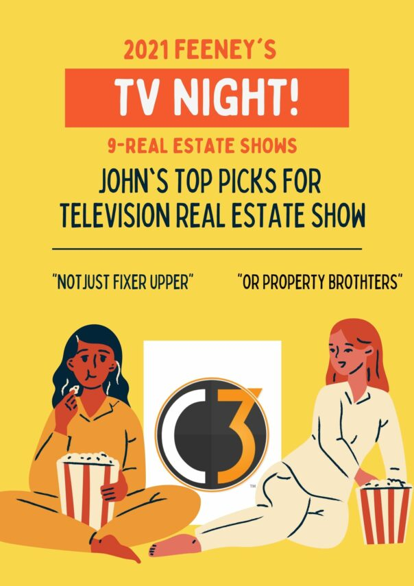 Real Estate Television Shows on Cable