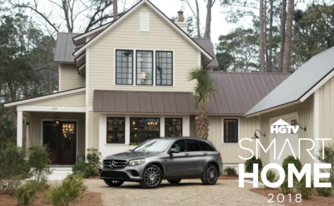 Smart Home on HGTV