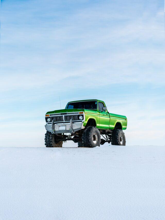 Monster Truck Event in Loveland, Colorado