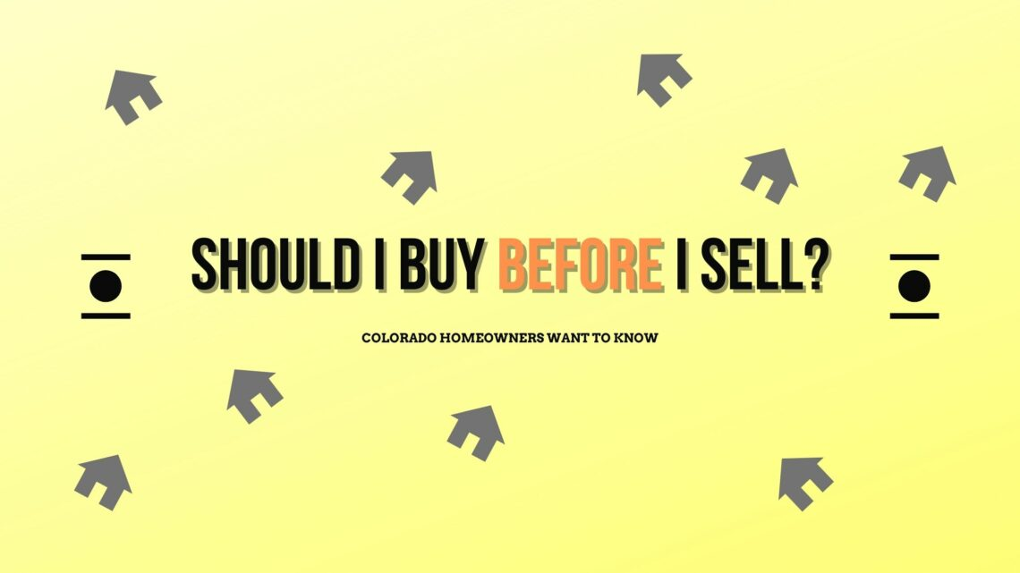 Buying a Home Before the other is Sold