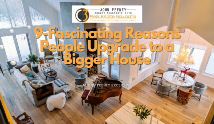 Reasons People Upgrade to a Bigger House