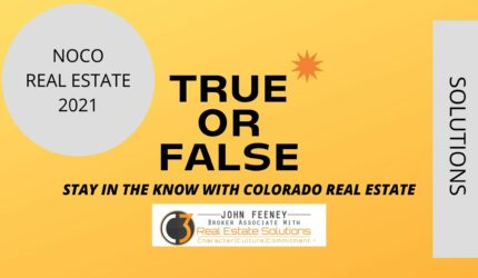 True or False Questions and Answers for Real Estate 2021